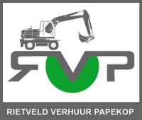 RIETVELD VERHUUR PAPEKOP Logo